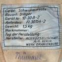 Luftwaffe Schwimmweste Type 10-30 B-2 - picture 3