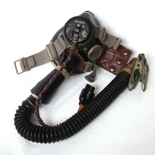RAF Type E* Oxygen Mask & Tube