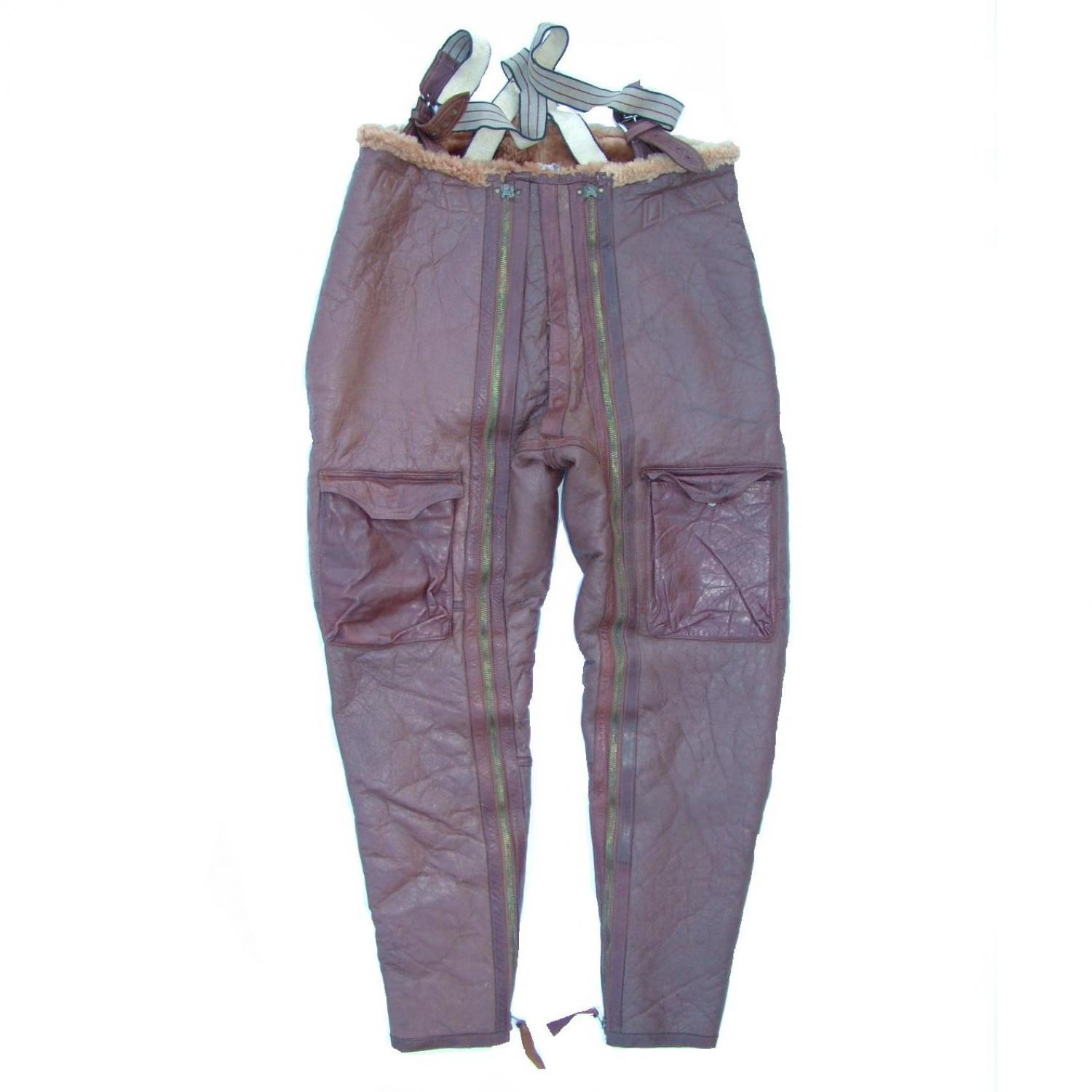 RAF 'Irvin' Flying Suit Trousers