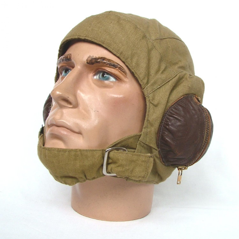 RCAF / RCN N-type Flying Helmet