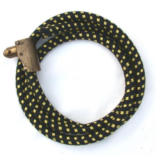 RAF D-type Oxygen Mask Hose - Part Repro