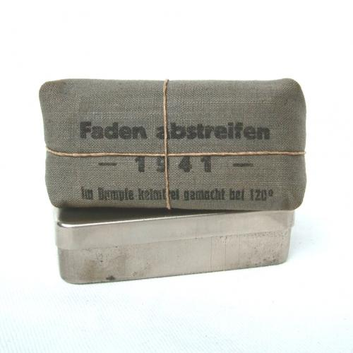 Luftwaffe First Aid Kit Syringe