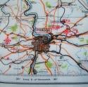 RAF Escape & Evasion Map - Prague - picture 5