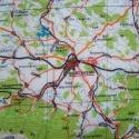 RAF Escape & Evasion Map - Prague - picture 6