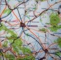 RAF Escape & Evasion Map - Schweidnitz - picture 5