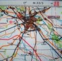RAF Escape & Evasion Map - Schweidnitz - picture 6