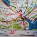 RAF Escape & Evasion Map - Konstanz - picture 4