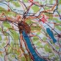 RAF Escape & Evasion Map - Konstanz - picture 5