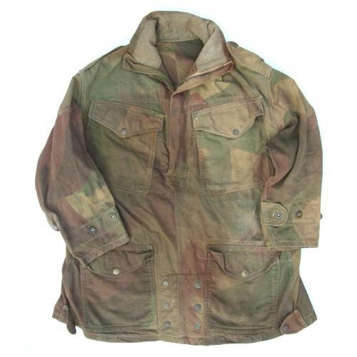 WW2 British Airborne Forces Denison Smock