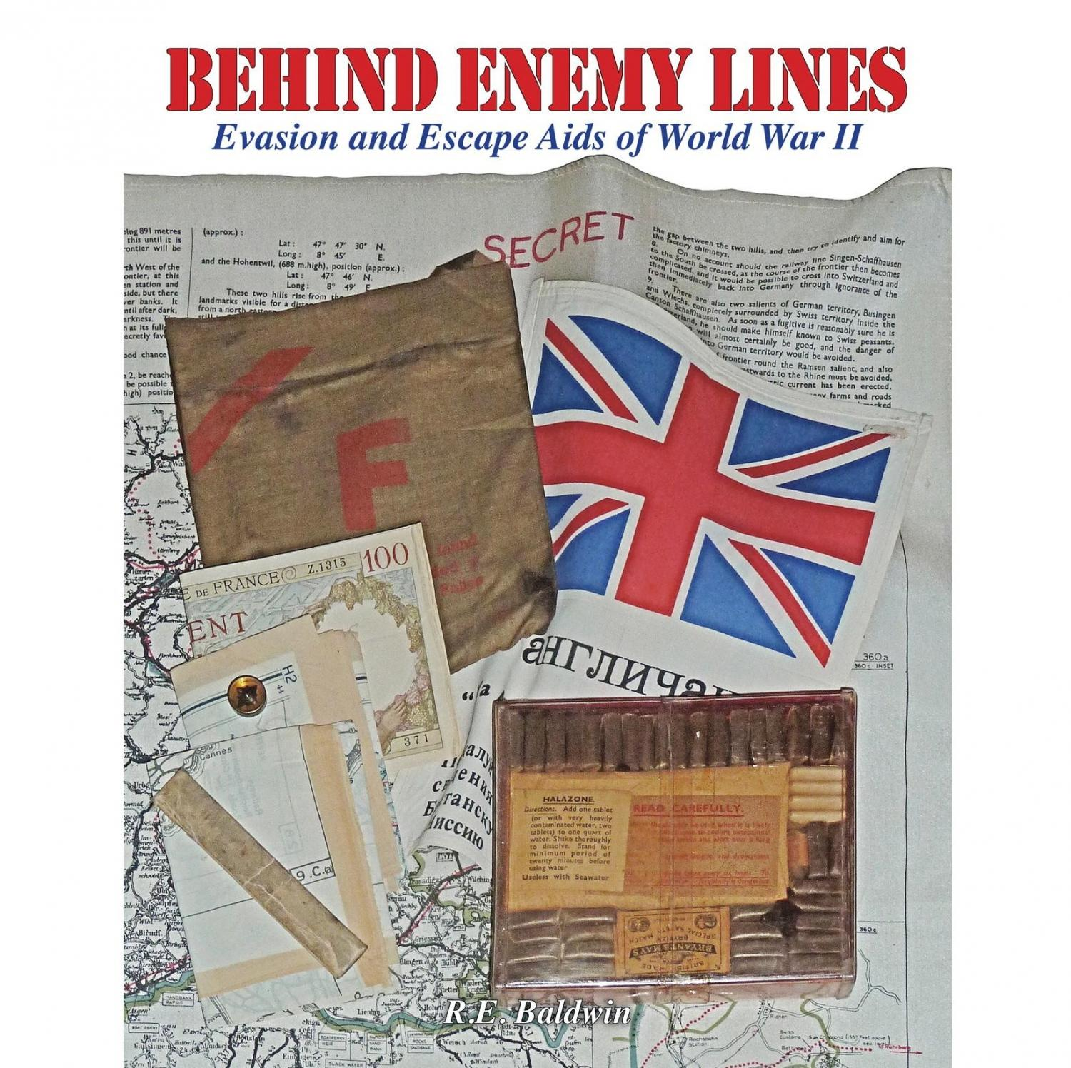 Behind Enemy Lines - Escape/Evasion Aids