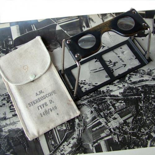Air Ministry Stereoscope, Type D