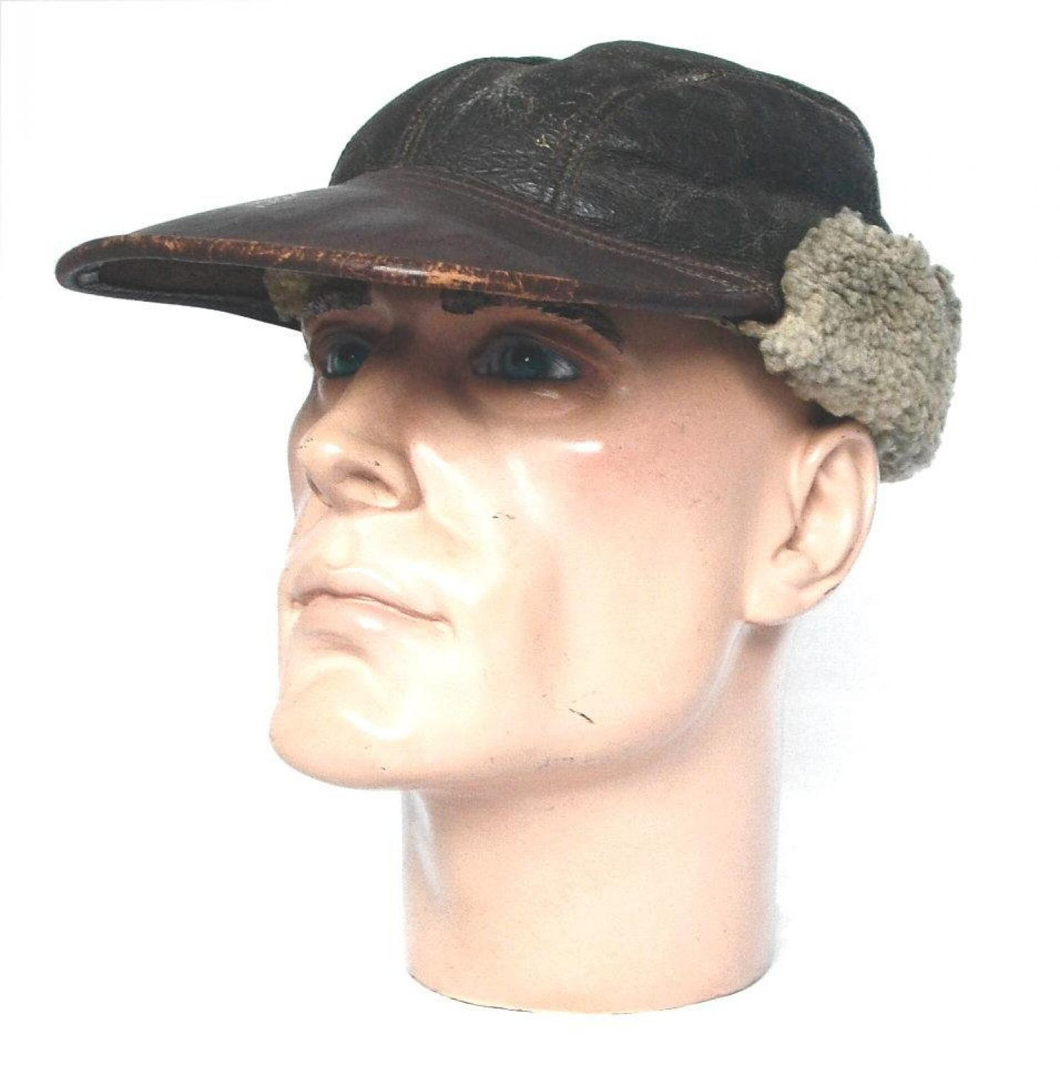 USAAF Winter Flying Cap, Type B-2