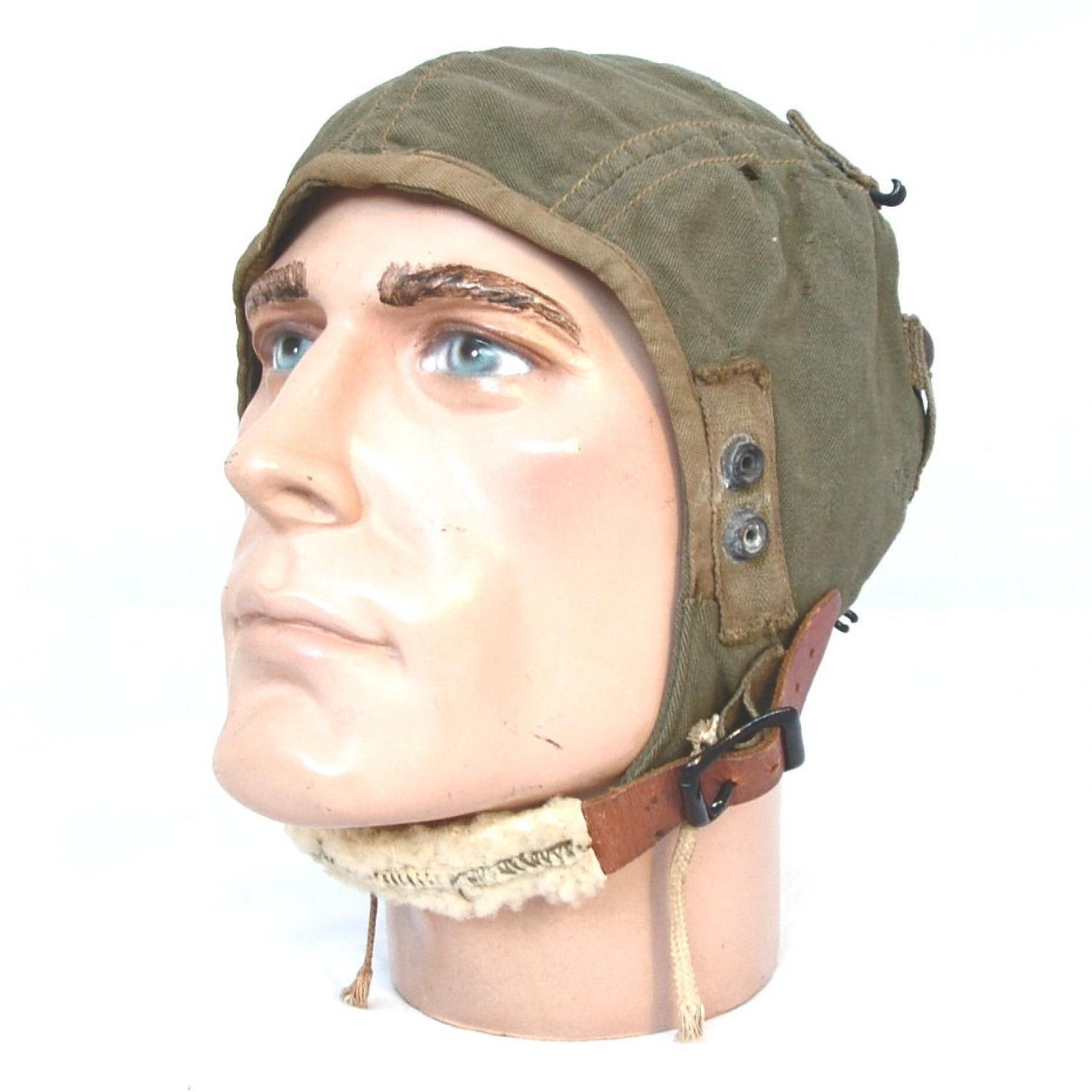 USAAF A-9 Flying Helmet