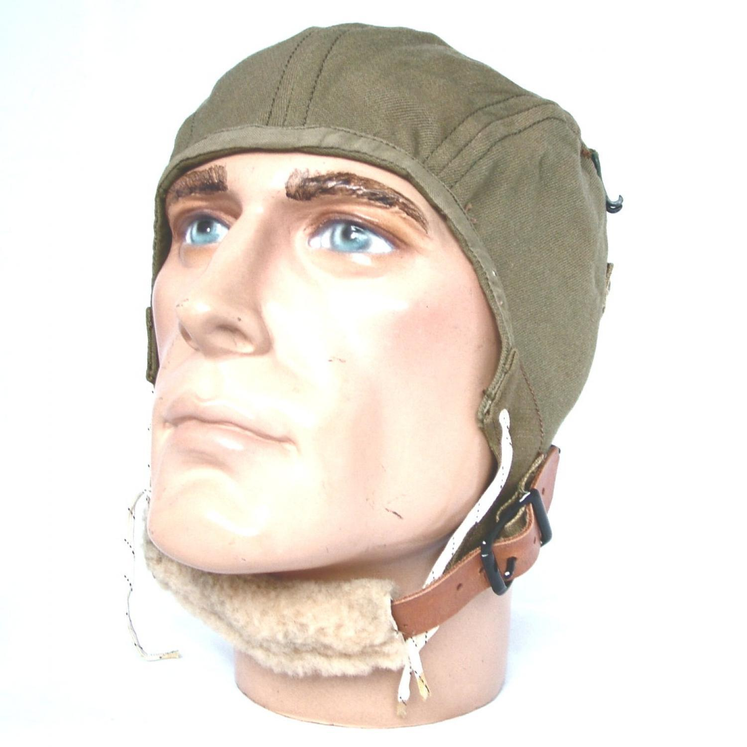USAAF A-8 Flying Helmet