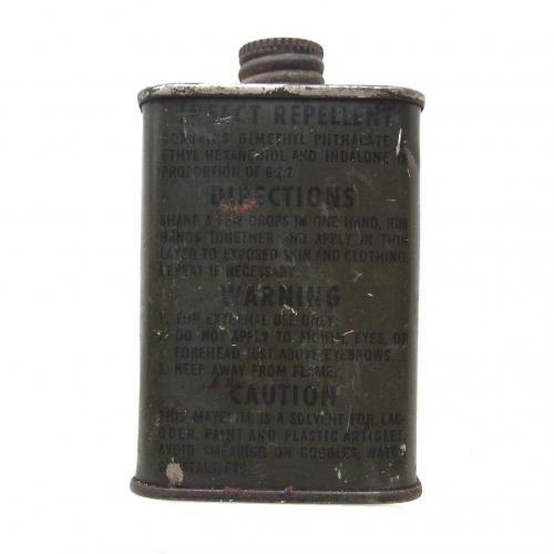 USAAF C-1 Survival Vest Insect Repellent