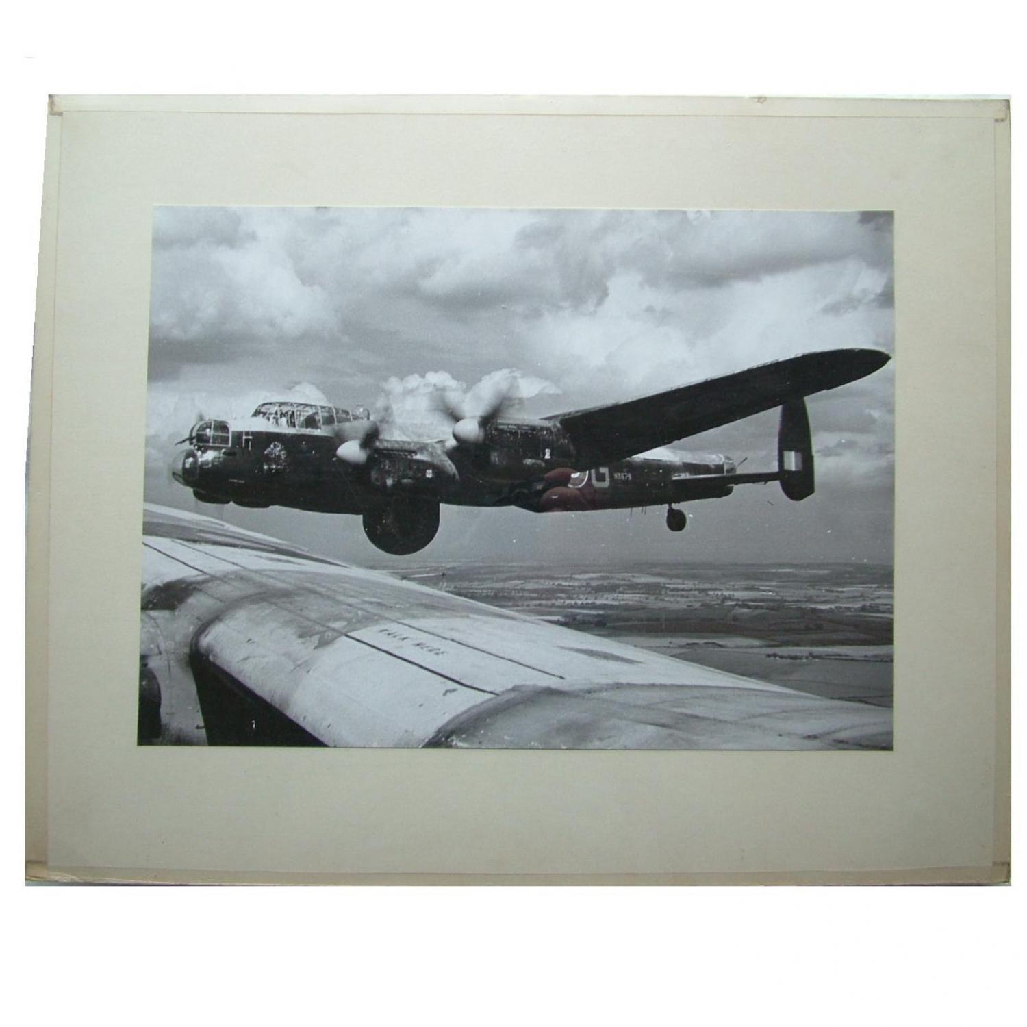 Dam Buster Film Photograph #6