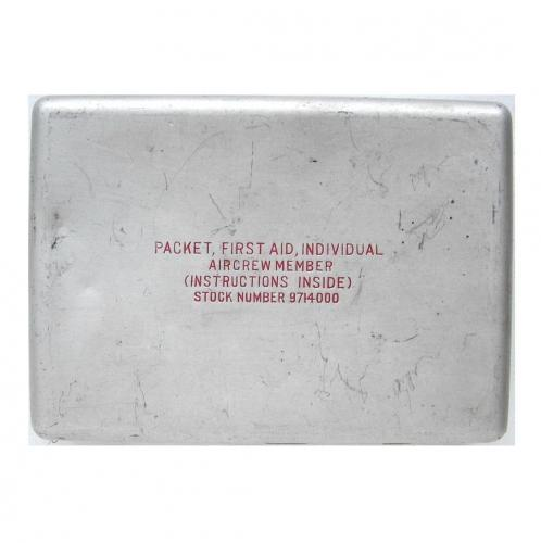USAAF First Aid Kit, Individual, Aircrew