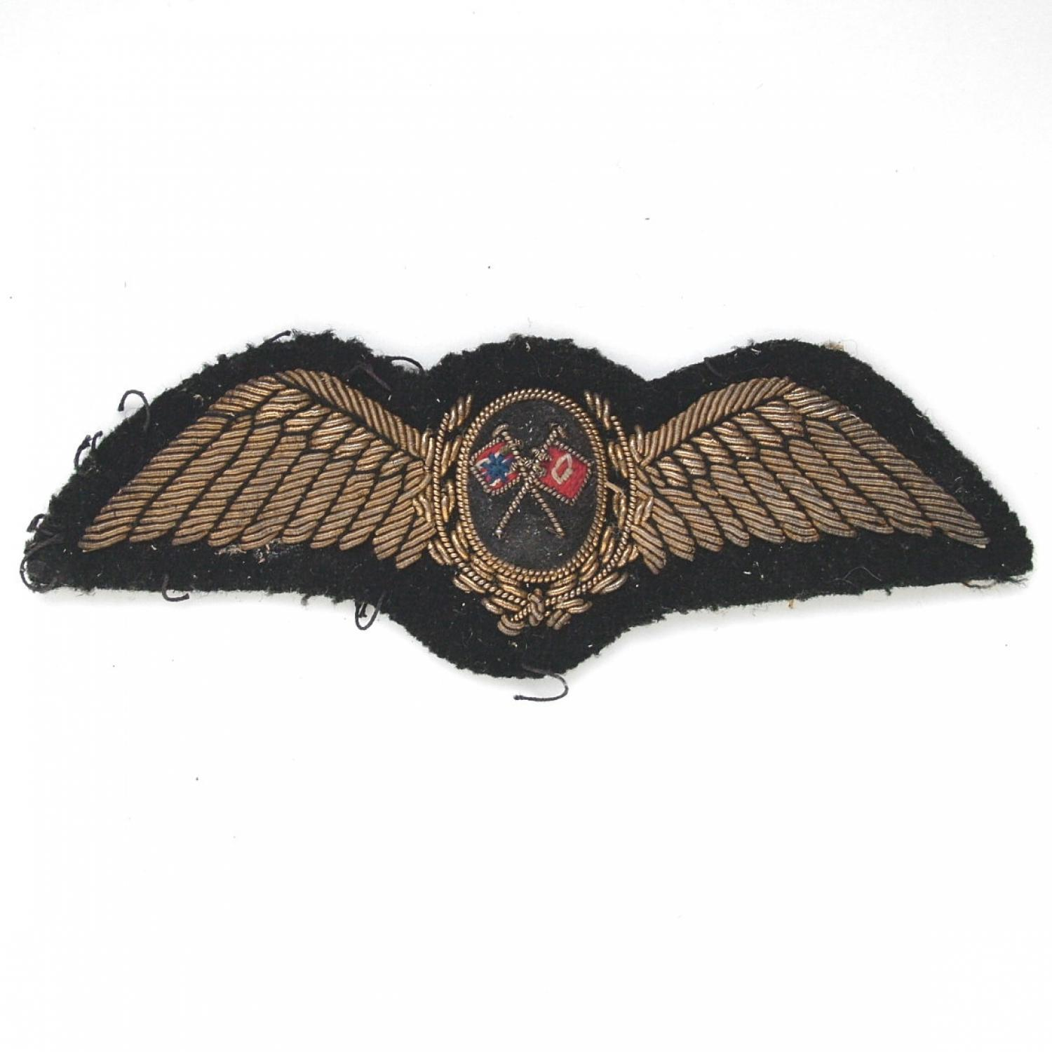 Hunting Clan Aviation Pilot Wing