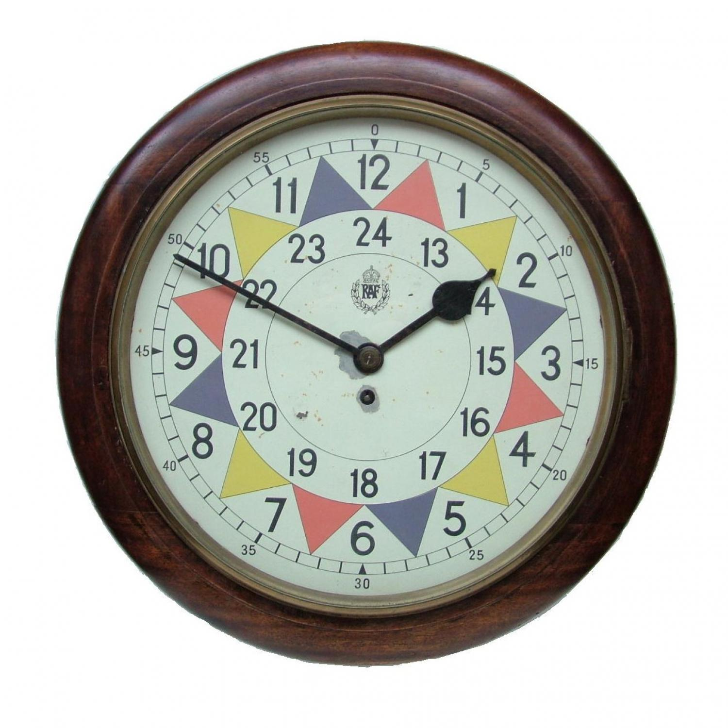 RAF Station Sector Clock, Type 1
