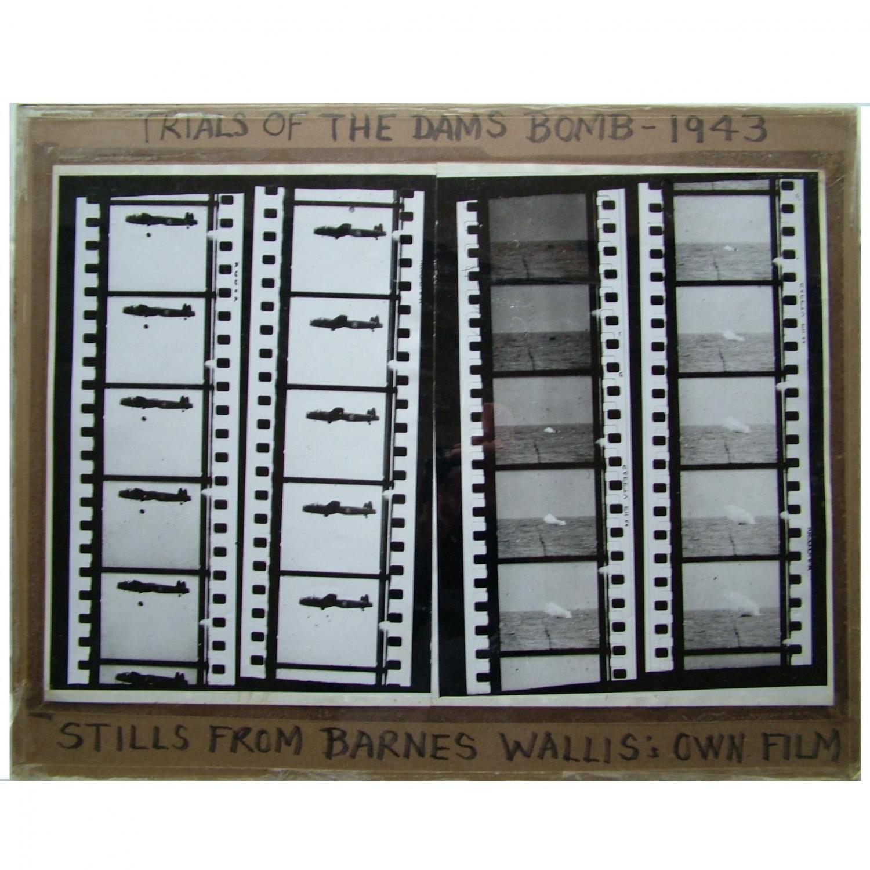 Barnes Wallis Bouncing Bomb Film Stills