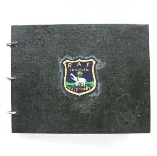 RAF Takoradi Photo Album c.1943/4