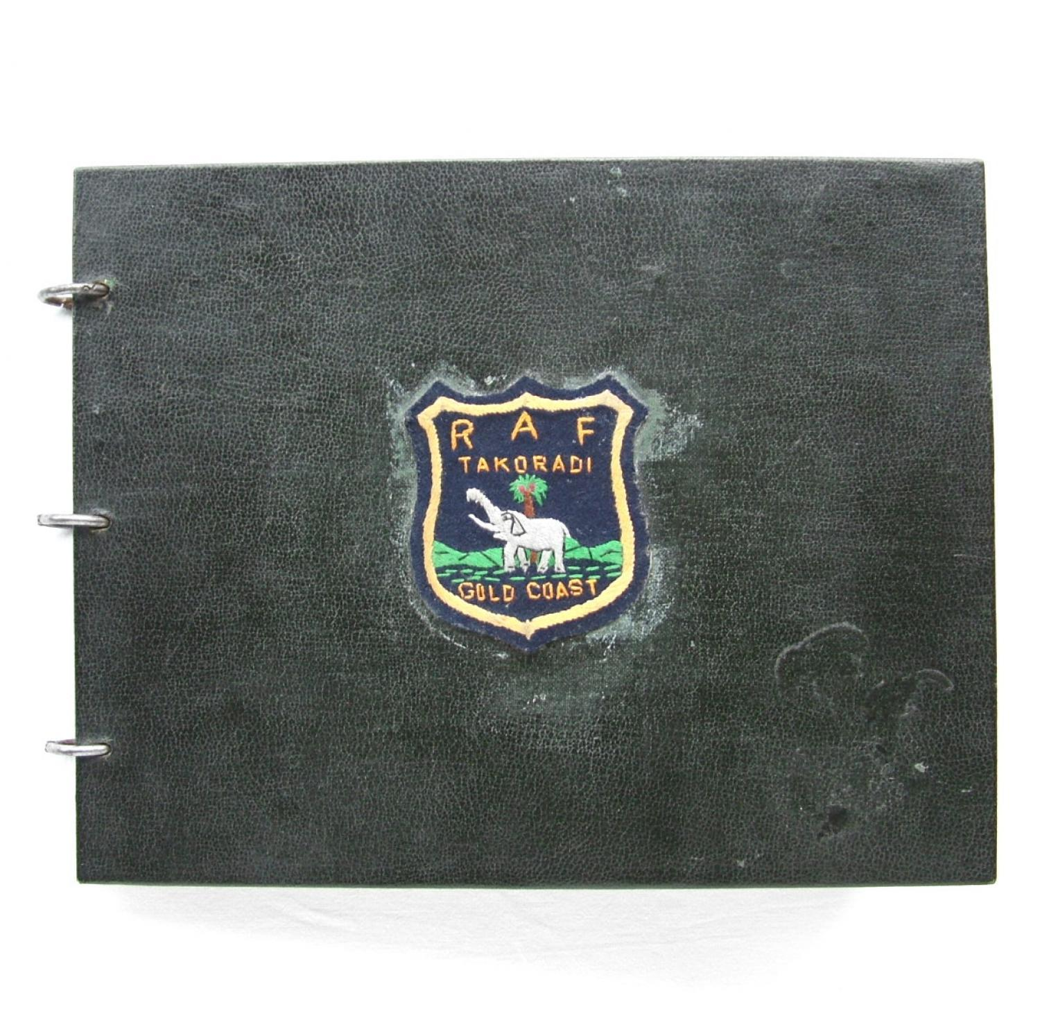 RAF Takoradi Photo Album c.1943/4