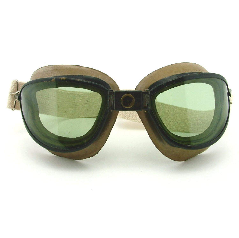 USAAF 'Used' Skyway Flying Goggles