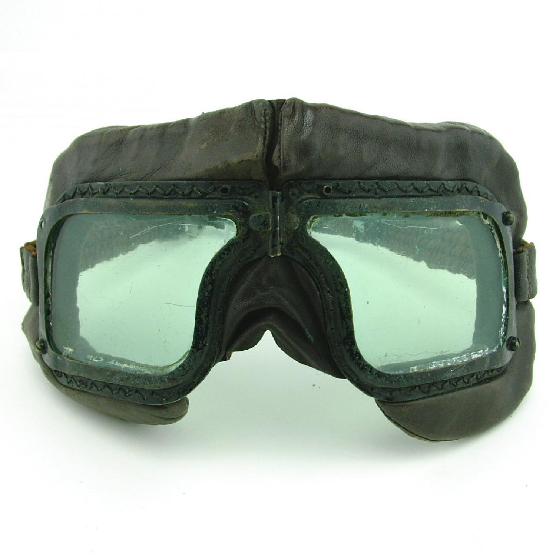 RCAF MK.III Flying Goggles - History
