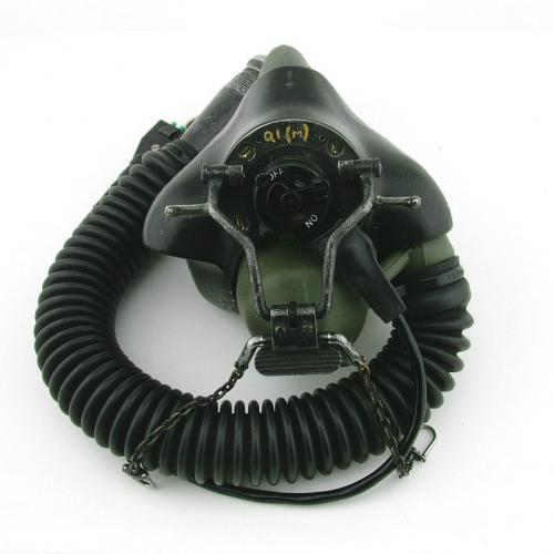 RAF Type Q1 (M) Oxygen Mask / Tube