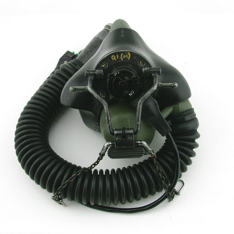 RAF Type Q1 (M) Oxygen Mask / Tube