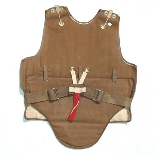 USAAF British Made Anti-Flak Vest/Apron