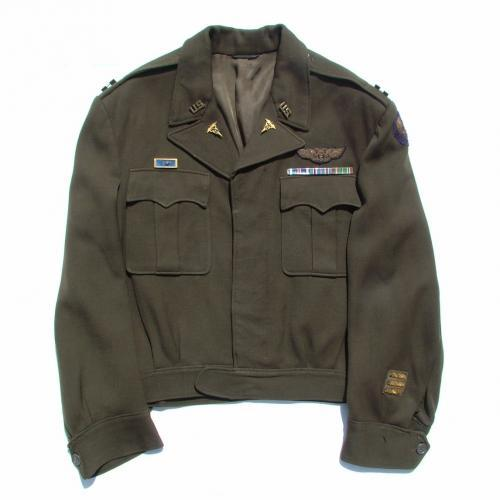 USAAF 8th AF Flight Surgeon 'Ike' Jacket