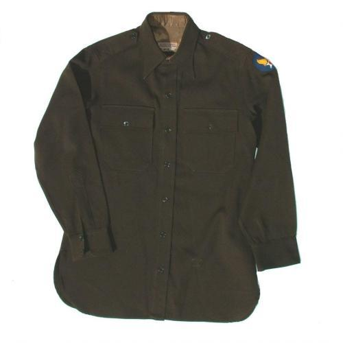 USAAF Officers 'Chocolate' Shirt