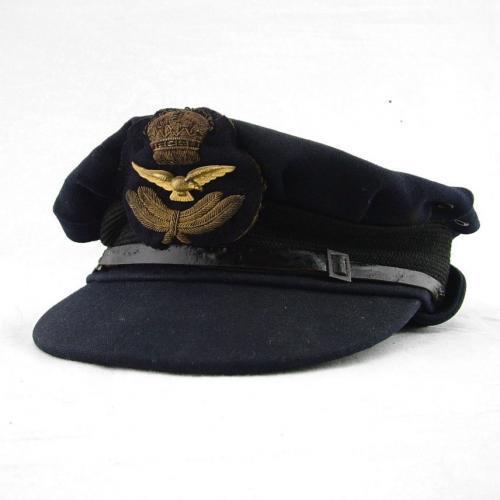WAAF Officer's Service Dress Cap, Australian