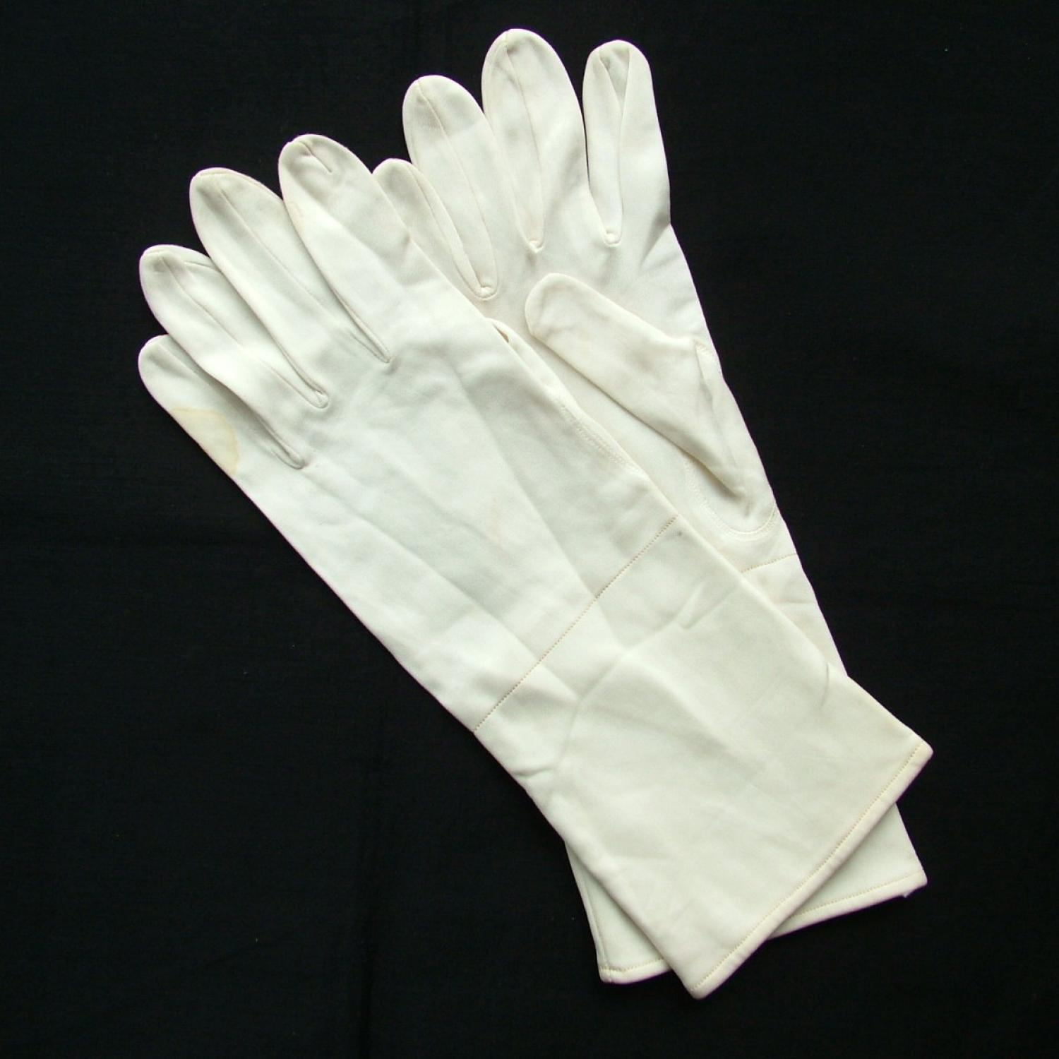 RAF Silk Flying Gloves