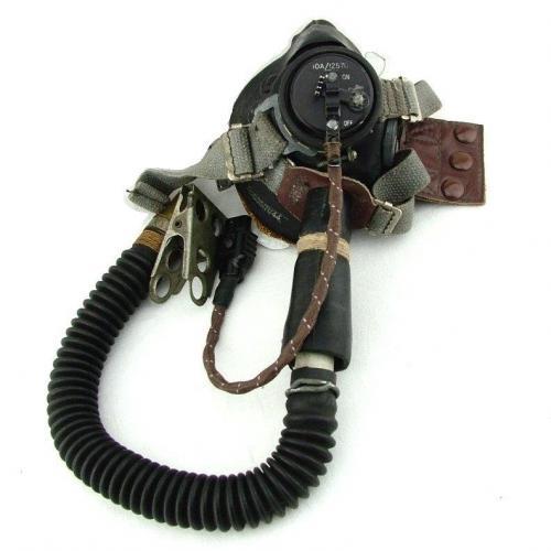 RAF Type E* Oxygen Mask/Tube
