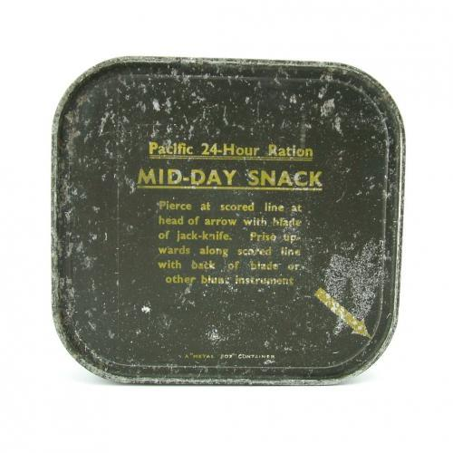 RAF 'Used' 24-Hour Pacific Ration