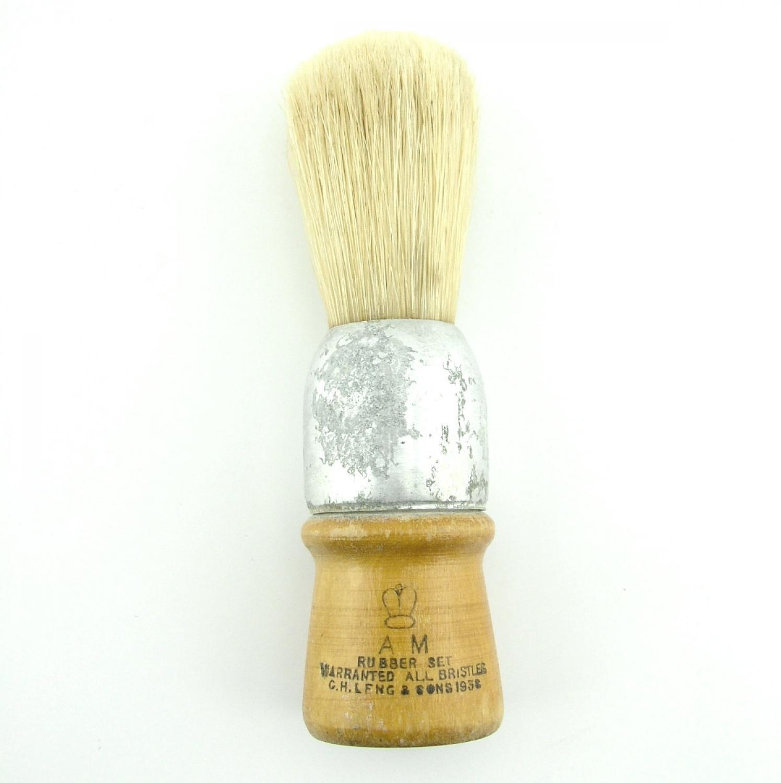 Air Ministry Shaving Brush