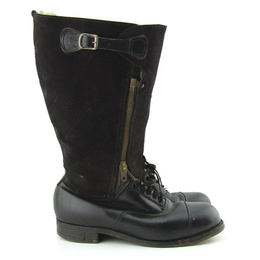 RAF 1943 Pattern Flying Boots, S8