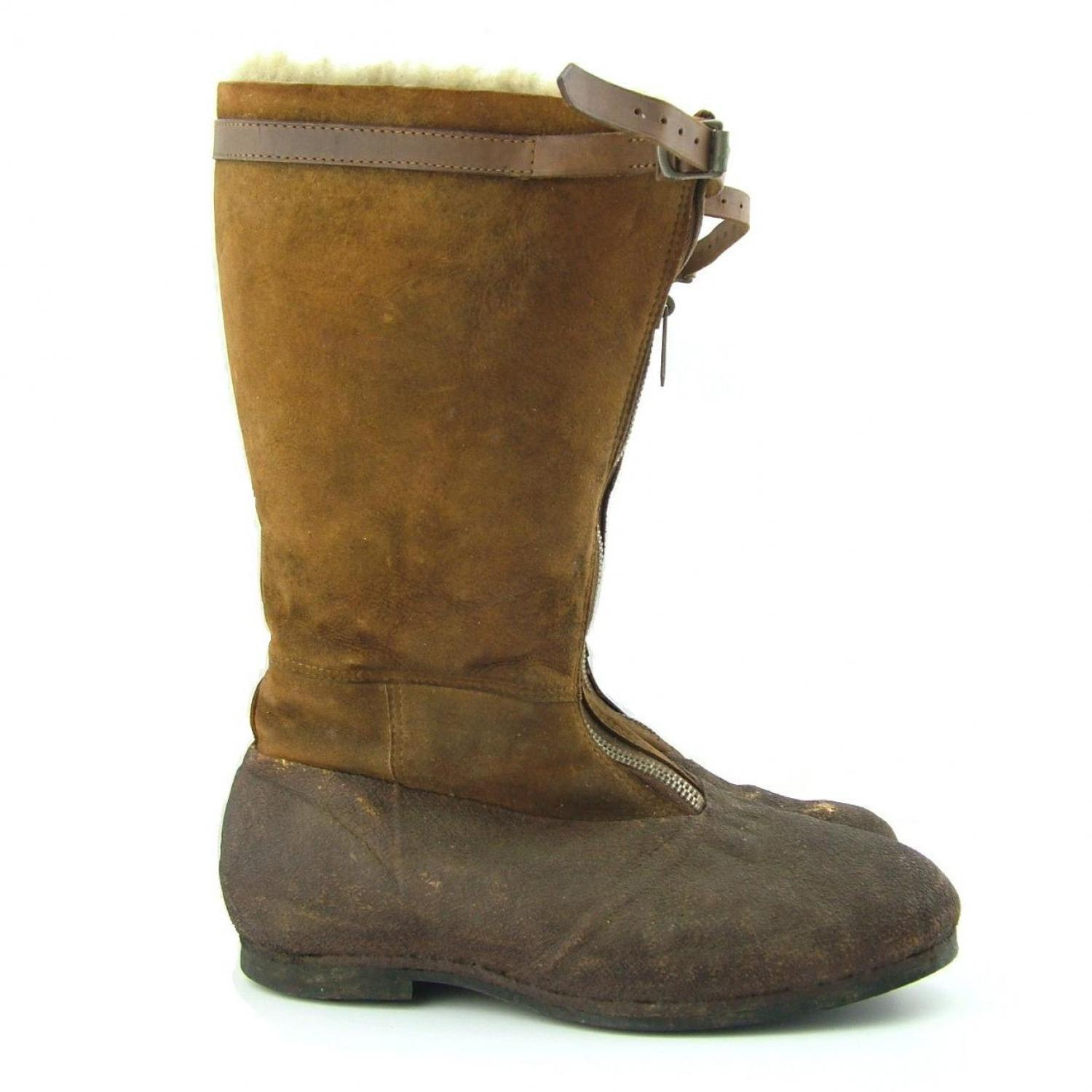 RAF 1930 Pattern Flying Boots