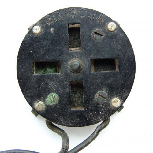 RAF Type G Oxygen Mask / Microphone Heater