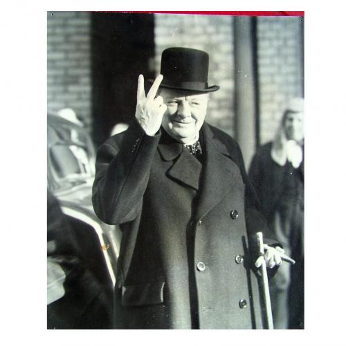 Churchill - Victory Salute