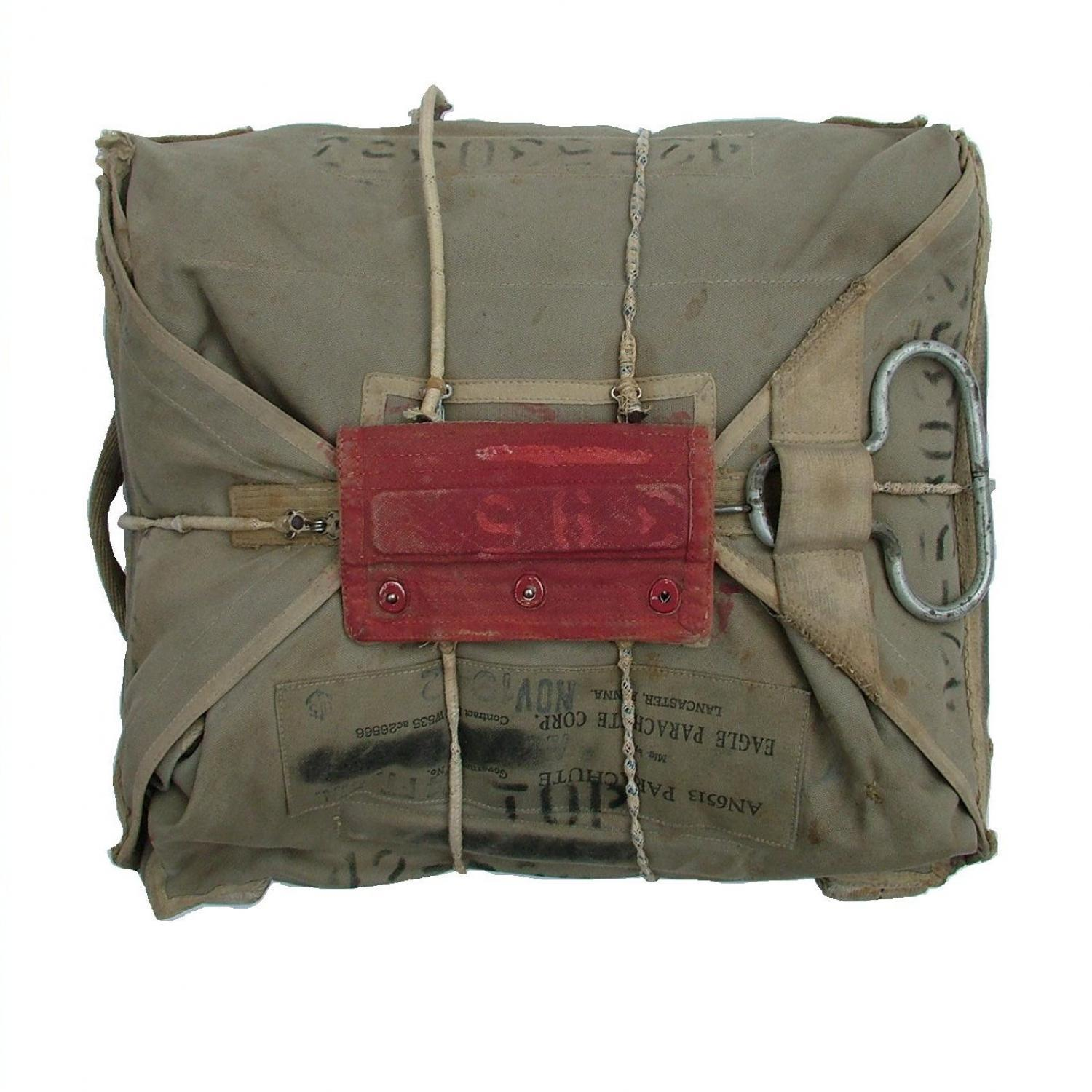 USAAF AN6513 Chest Parachute Pack