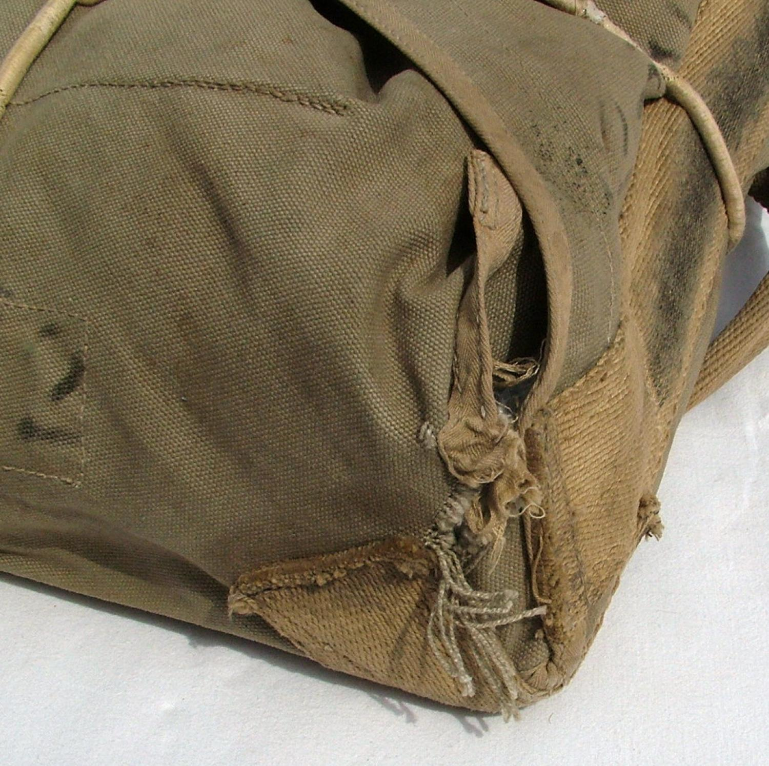 parachute how to pack ww2
