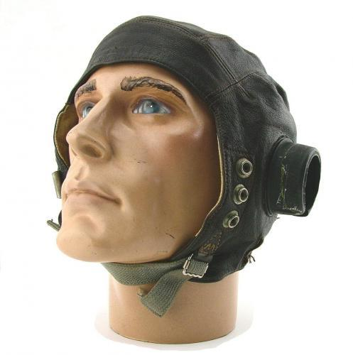 RAF C-type Flying Helmet, Late pattern
