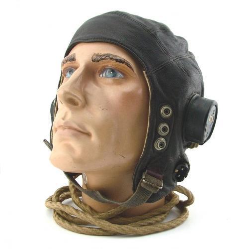 RAF C-type Flying Helmet, 1st Late pattern