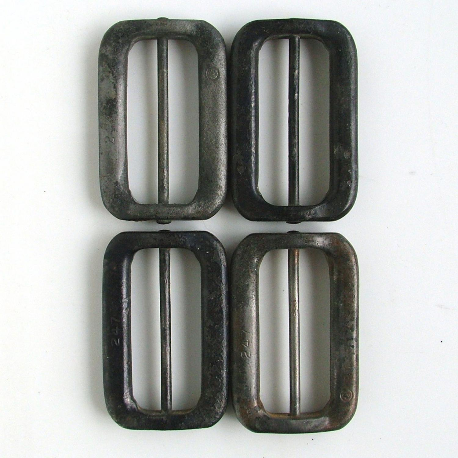 RAF Parachute Harness Buckles