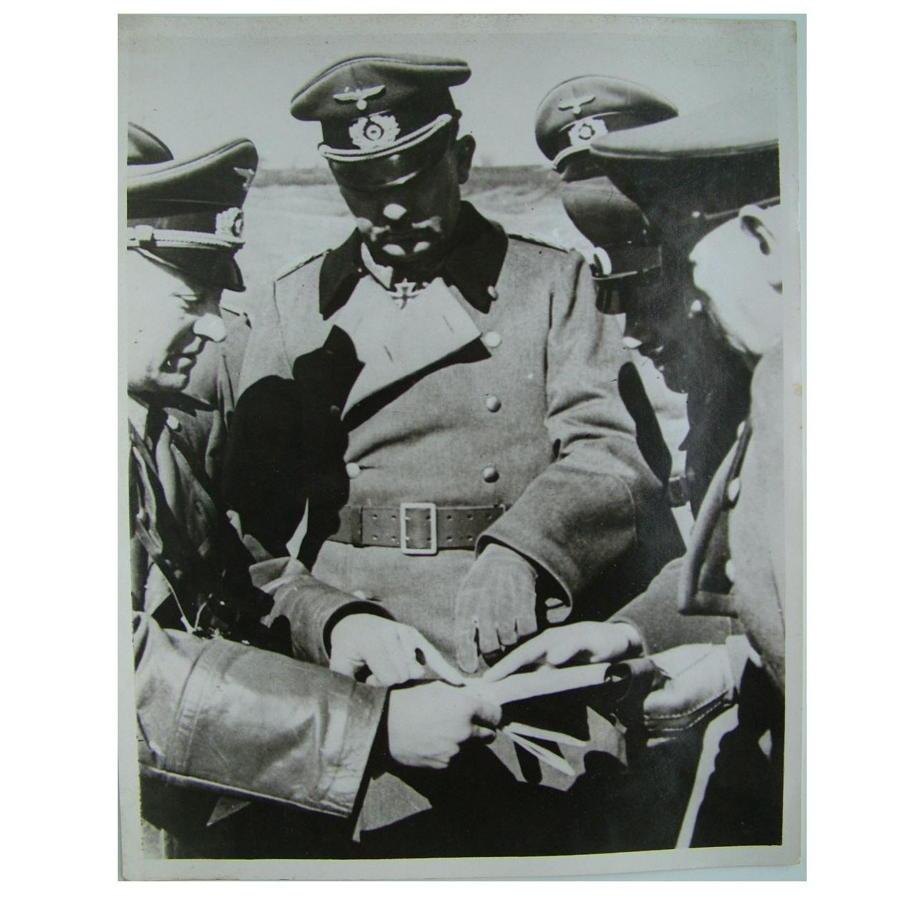 Press Photo -'Nazis in Balkans'