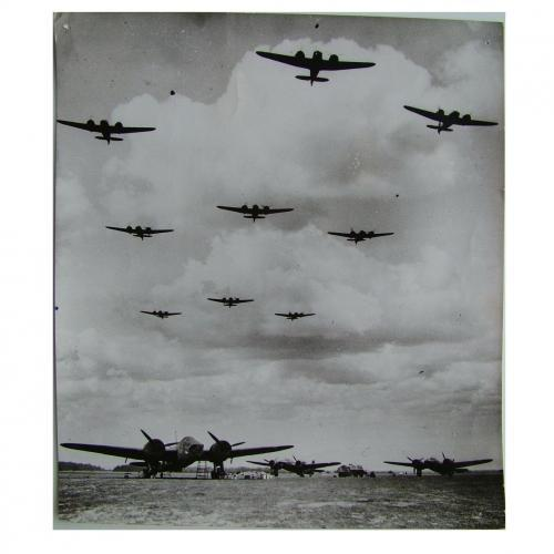 Press Photo - RAF Blenheims