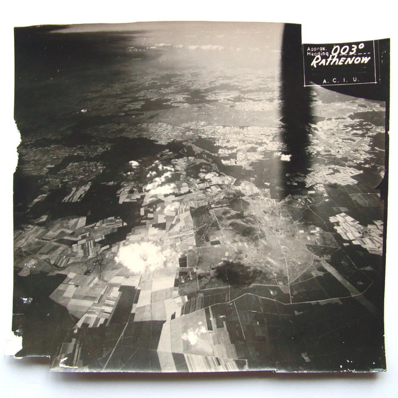USAAF 91st Bomb Group Target Photo #2